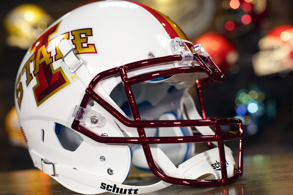 Iowa State Cyclones Schutt XP Authentic Helmet