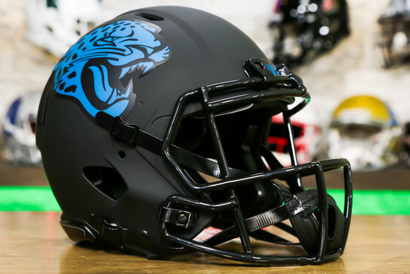 Jacksonville Jaguars Special Edition Eclipse Authentic Helmet