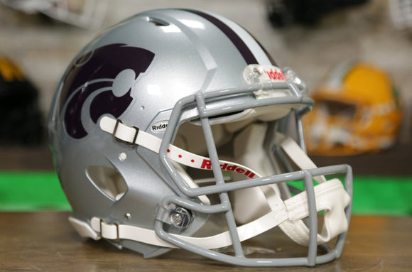 Kansas State Wildcats Riddell Speed Authentic Helmet