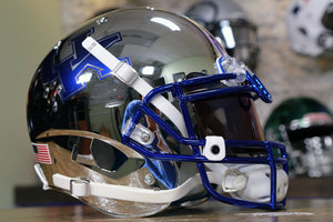 Kentucky Wildcats Schutt XP Authentic Helmet Chrome