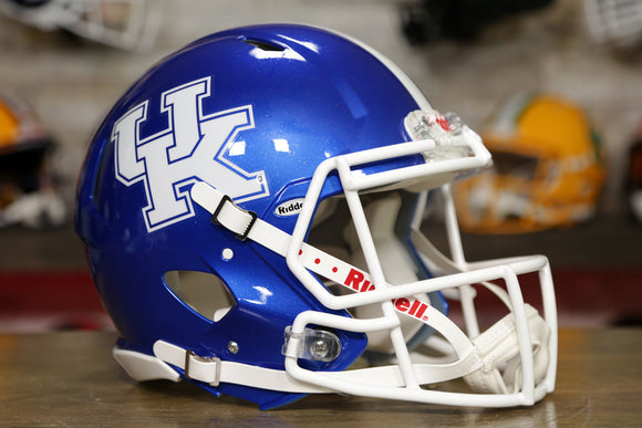 Kentucky Wildcats Riddell Speed Authentic Helmet