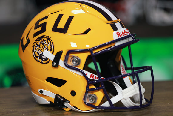 LSU Tigers Riddell SpeedFlex Authentic Helmet