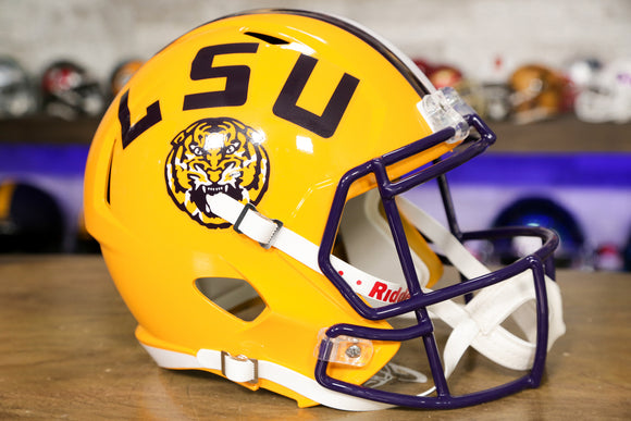 LSU Tigers Riddell Speed Replica Helmet