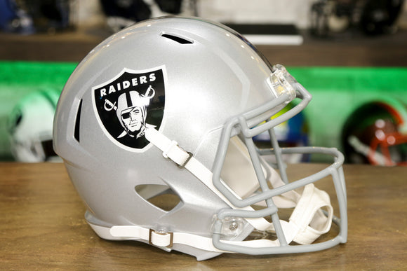 Las Vegas Raiders Riddell Speed Replica  Helmet