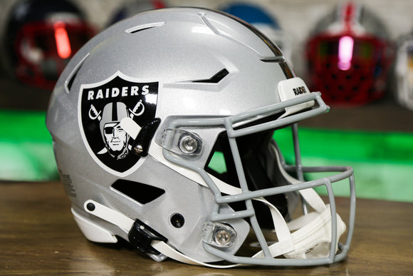 Las Vegas Raiders Riddell SpeedFlex Authentic Helmet