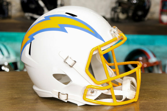 Los Angeles Chargers Riddell Speed Mini Helmet