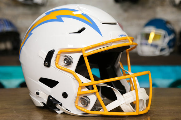 Los Angeles Chargers Riddell SpeedFlex Authentic Helmet
