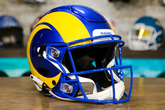 Los Angeles Rams Riddell SpeedFlex Authentic Helmet