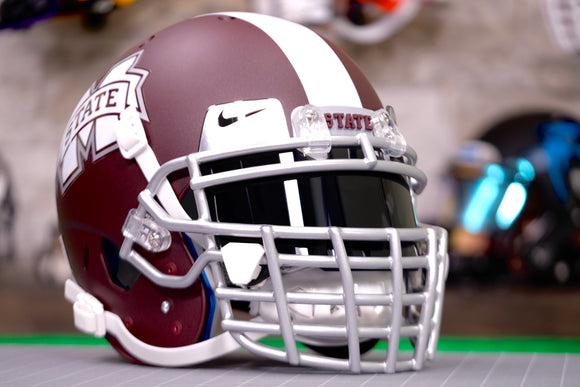 Mississippi State Bulldogs Schutt XP Authentic Helmet Concept