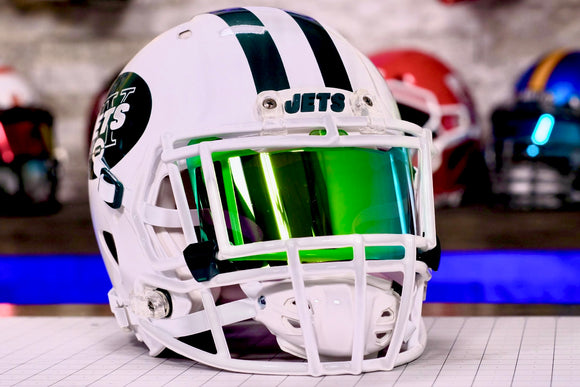 New York Jets Customized Riddell Speed Authentic Helmet