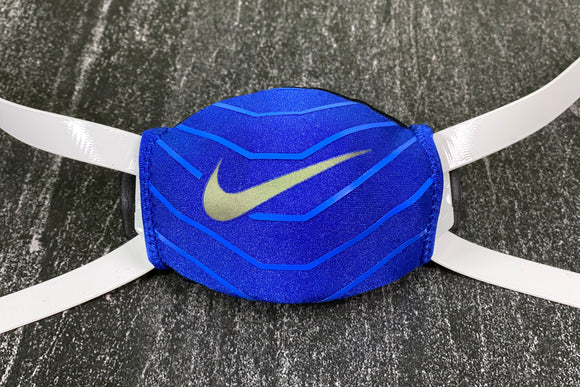 Nike Chin Shield 3.0 - Seattle Blue