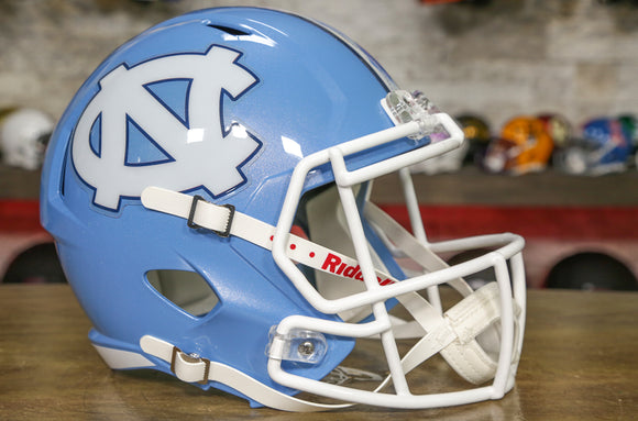 North Carolina Tarheels Riddell Speed Replica Helmet