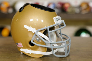 Notre Dame Fighting Irish Schutt XP Desk Caddie Helmet
