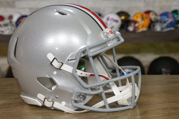 Ohio State Buckeyes Riddell Speed Authentic Helmet