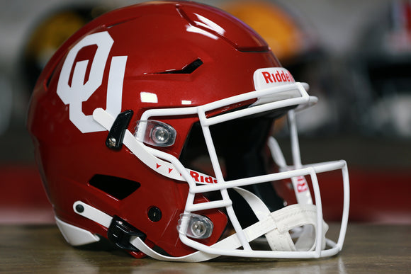 Oklahoma Sooners Riddell SpeedFlex Authentic Helmet
