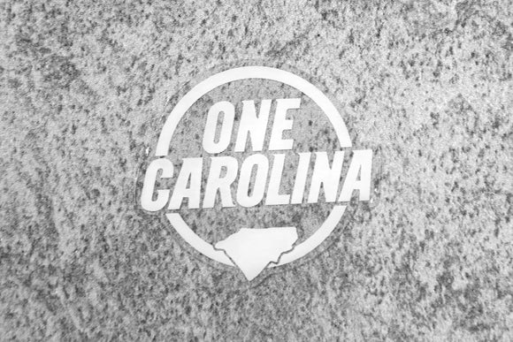 ONE CAROLINA Decal