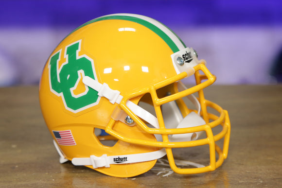 Oregon Ducks Schutt XP Mini Helmet - 1984-1994 Yellow Throwback