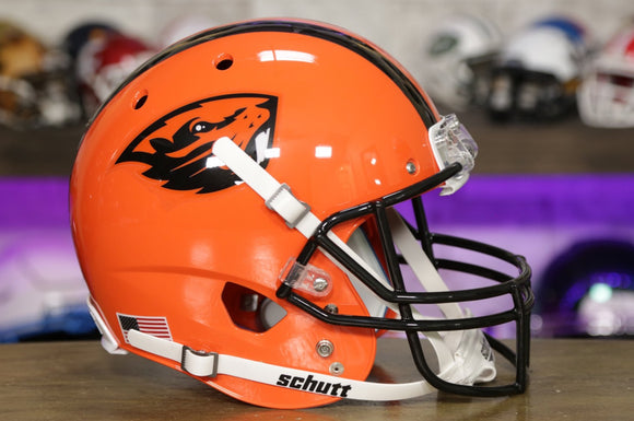 Oregon State Beavers Schutt XP Replica Helmet - Orange