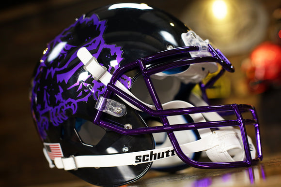 TCU Horned Frogs Schutt XP Replica Helmet