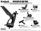 Riddell Quick Release Tool