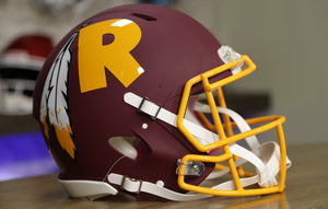 Washington Redskins Special Edition AMP Authentic Helmet