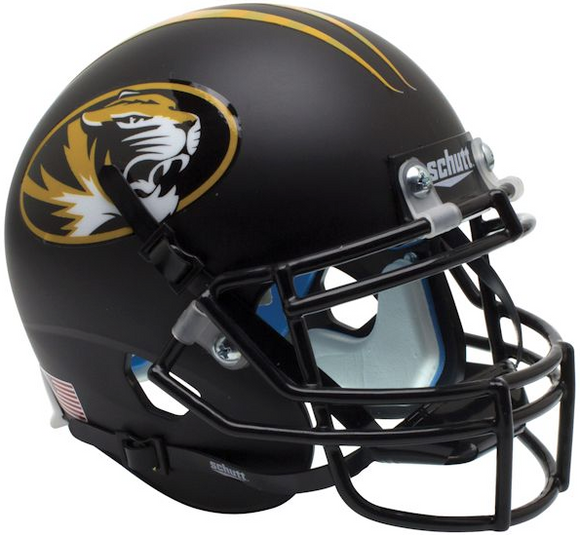 Missouri Tigers Helmet | Schutt XP Authentic
