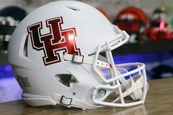 Houston Cougars Riddell Speed Authentic Helmet