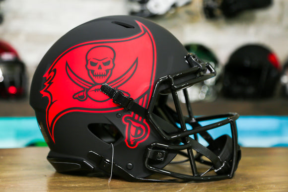 Tampa Bay Buccaneers Special Edition Eclipse Authentic Helmet