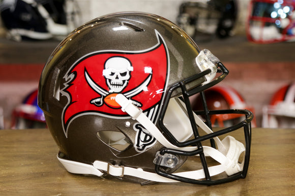 Tampa Bay Buccaneers Riddell Speed Authentic Helmet