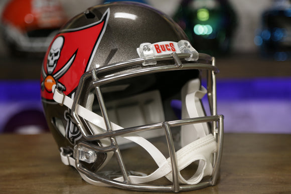 Tampa Bay Buccaneers Riddell Speed Replica Helmet 2014-2019