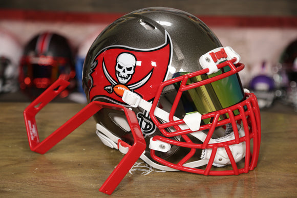 Tampa Bay Buccaneers Riddell Speed Authentic Helmet T.H.U.S.