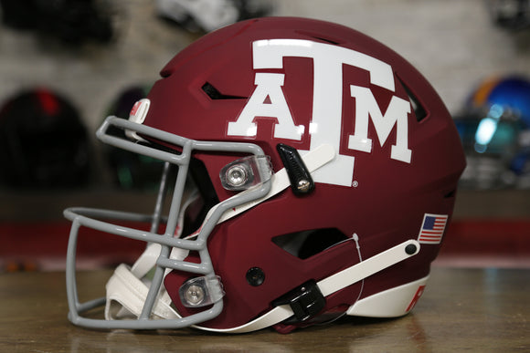 Texas A&M Riddell SpeedFlex Authentic Helmet
