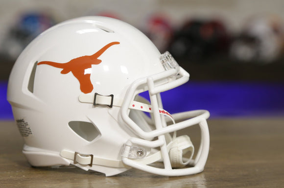 Texas Longhorns Riddell Speed Mini Helmet
