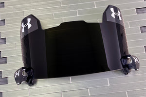 Under Armour Visor - Blackout Smoke 10%