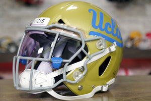 Vicis Game Used NCAA Football Helmets
