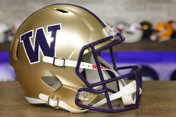 Washington Huskies Riddell Speed Replica Helmet