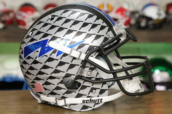 Air Force Falcons Schutt XP Authentic Helmet - Stealth Bombers