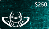 Green Gridiron Digital Gift Card