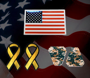Veterans Decals Pack