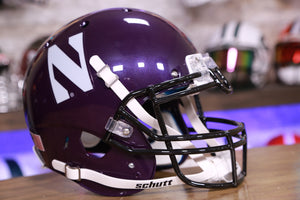 Northwestern Wildcats Schutt XP Authentic Helmet
