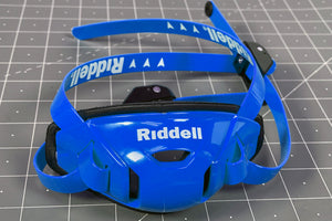 Riddell Speedflex Hard Cup Cam Loc Chinstrap - Royal Blue