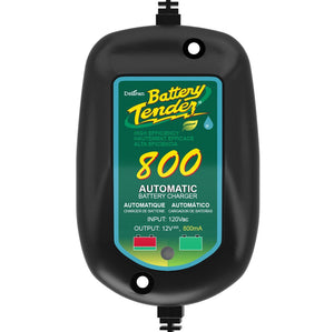 Battery Tender 800 mAmp Junior Selectable Charger 0220199