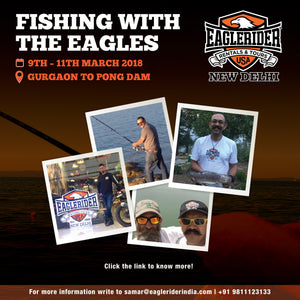 EagleRider - Fishing with the Eagles