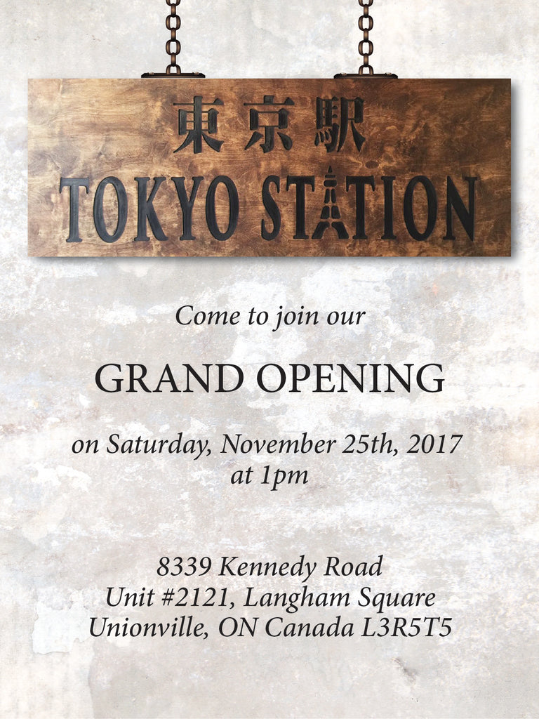 Tokyo-Station.ca is COMING SOON!