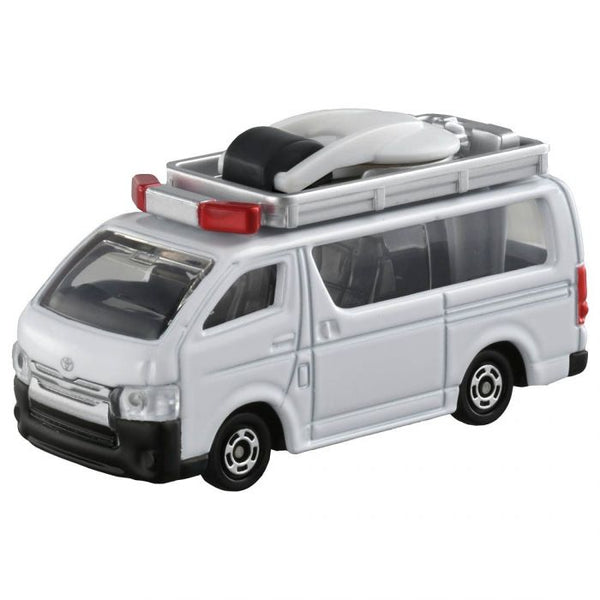 Tomica 107 Satellite Communication Vehicle