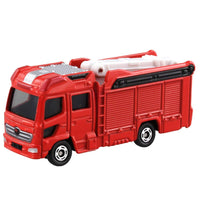 Tomica No.119 Morita Multi-Purpose Fire Fighting Vehicle with 13cm Aerial Platform MVF