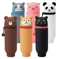 Animal Stand Pen Case - Bear