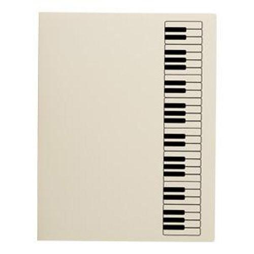Score file / Kenban MUSIC LESSON FILE - Ivory keyboard