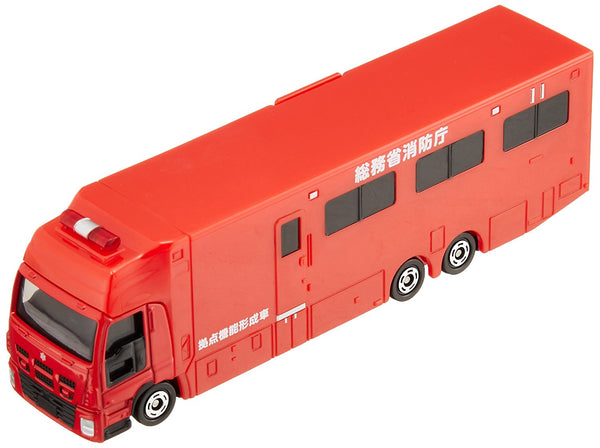 TOMICA No.137 Isuzu Giga Base Functional Formable Truck