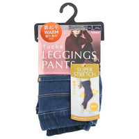 GUNZE L Brushed Denim Legging
